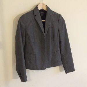 2P Ann Taylor Petite blazer coat